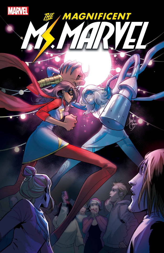 The Magnificent Ms. Marvel #18