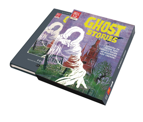 Silver Age Classics: Ghost Stories Vol. 1 (Slipcase Edition)
