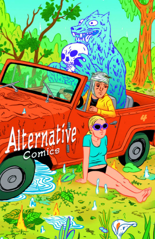 Alternative Comics #4
