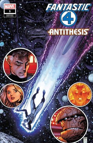 Fantastic Four: Antithesis #1 (Art Adams Cover)
