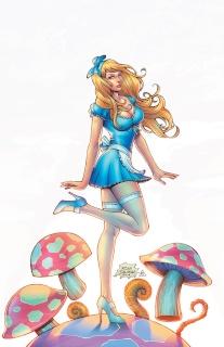 Grimm Fairy Tales: Genesis - Heroes Reborn (Salonga Cover)