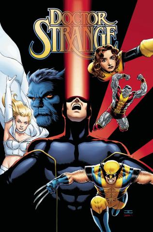 Doctor Strange #7 (Cassaday Uncanny X-Men Cover)