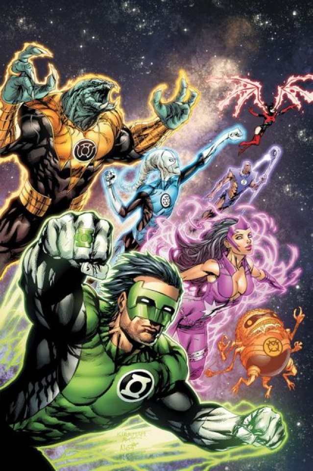 Green Lantern: New Guardians #2