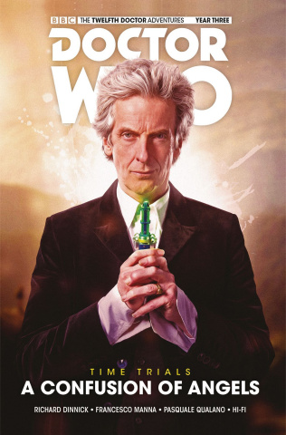 Doctor Who: The Twelfth Doctor Adventures - Time Trials Vol. 3: A Confusion of Angels