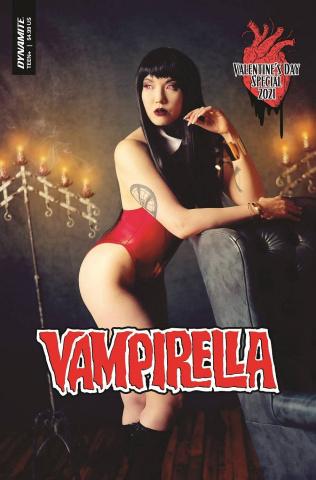 Vampirella Valentines Special (Cosplay Cover)