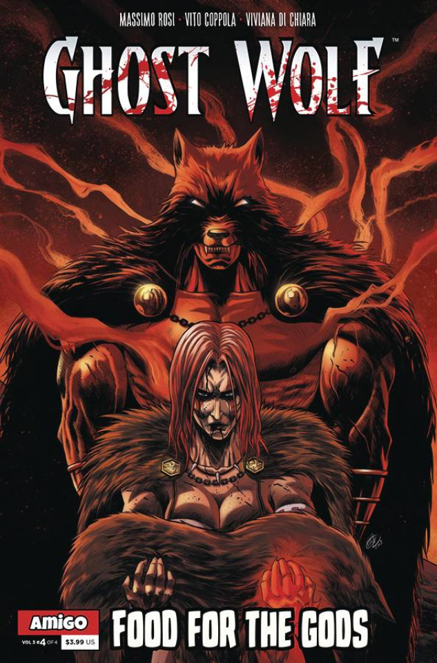 Ghost Wolf: The End of All Tales #4