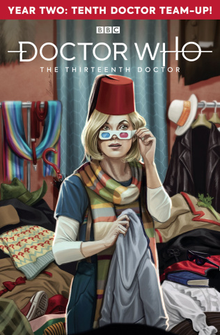 Doctor Who: The Thirteenth Doctor #2 (Ianniceillo Cover)