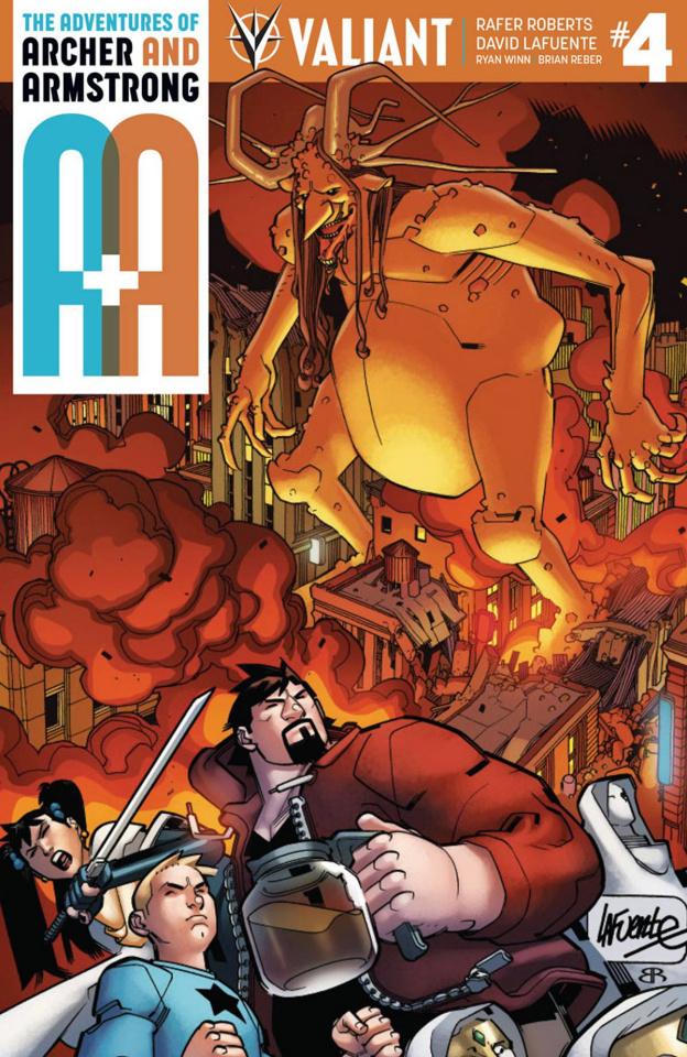 A&A #4 (Lafuente Cover)