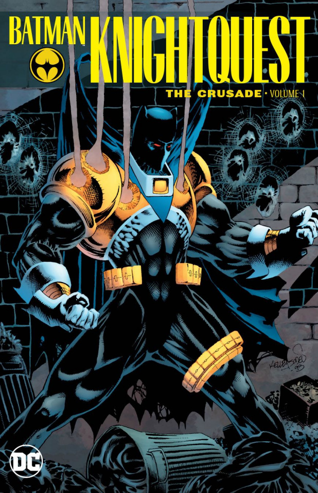Batman: Knightquest Vol. 1: The Crusade