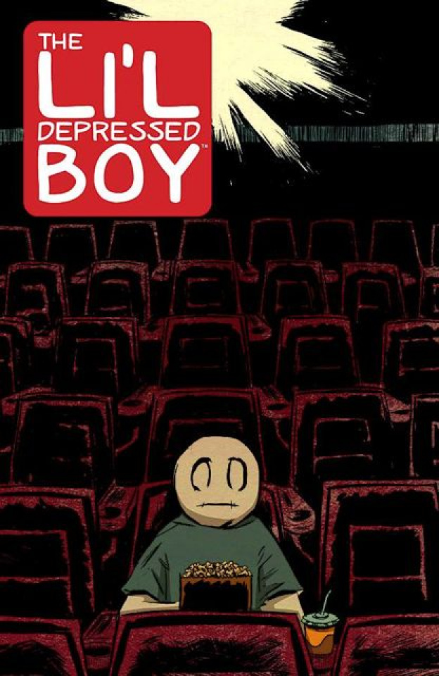 The Li'l Depressed Boy #11