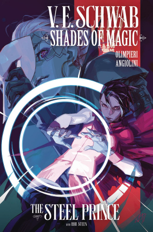Shades of Magic #3 (Infante Cover)