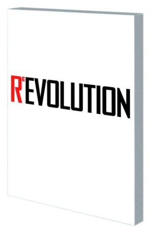 Marvel Firsts: ReEvolution