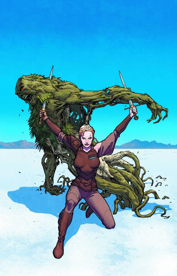 Swamp Thing #28