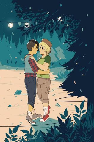 Lumberjanes #64 (Chau Cover)