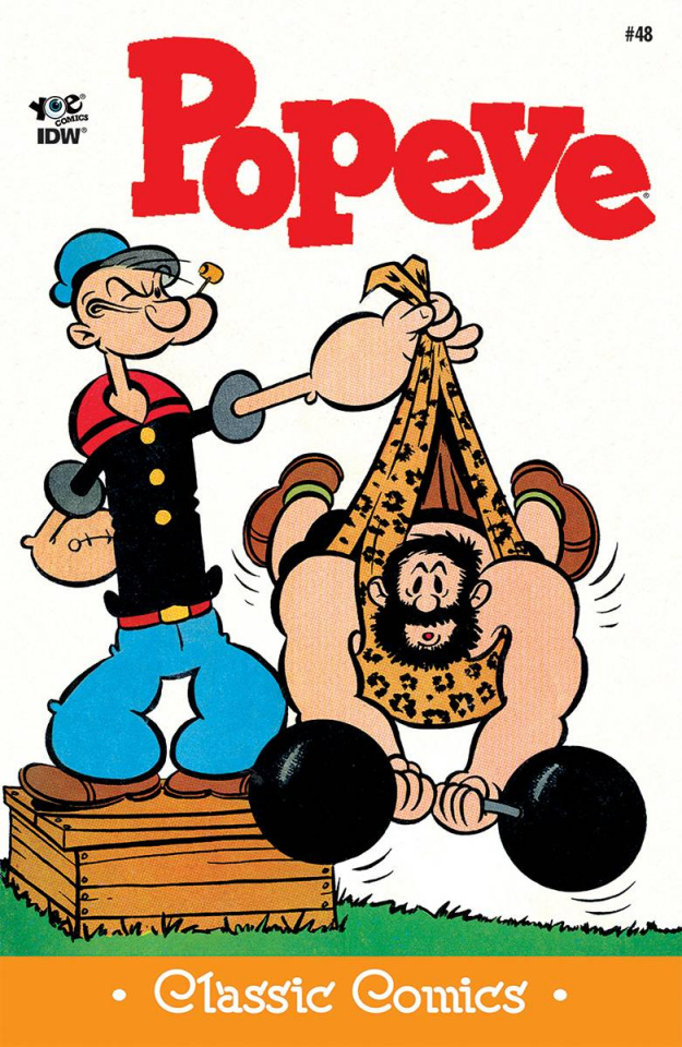 Popeye Classics #48