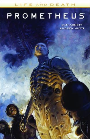 Prometheus: Life and Death Vol. 1
