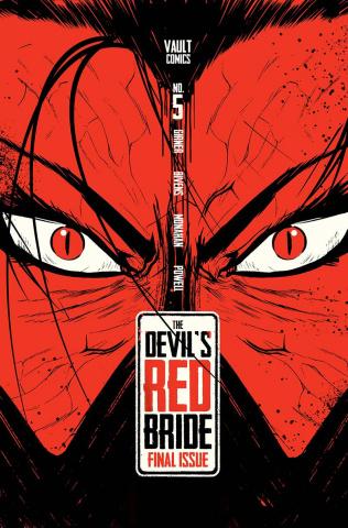 The Devil's Red Bride #5 (Daniel Cover)