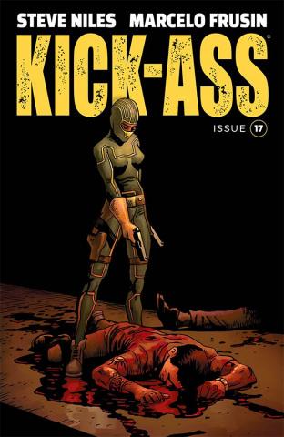 Kick-Ass #17 (Frusin Cover)