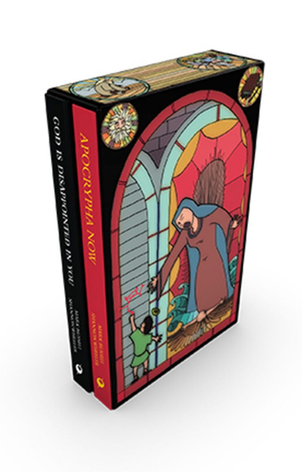 God is Disappointed in You / Apocrypha Now (Slipcase Edition)