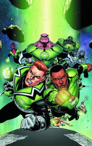 Green Lantern Corps Vol. 1: Fearsome