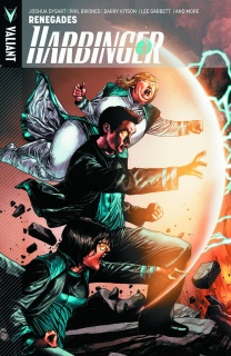 Harbinger Vol. 2: Renegades