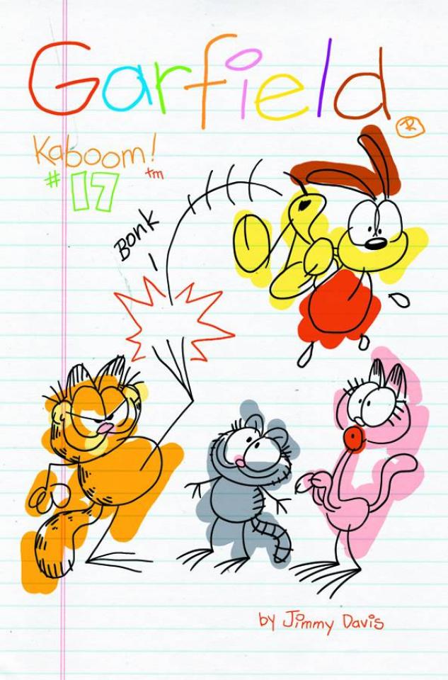 Garfield #17