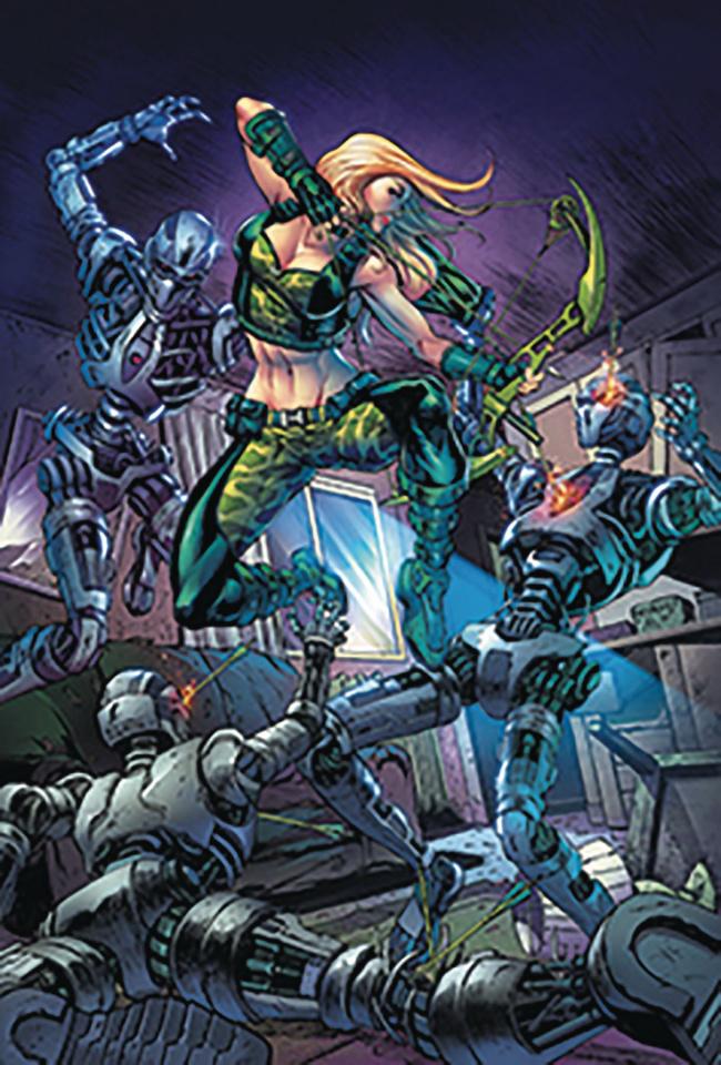 Robyn Hood: Vigilante #2 (Goh Cover)