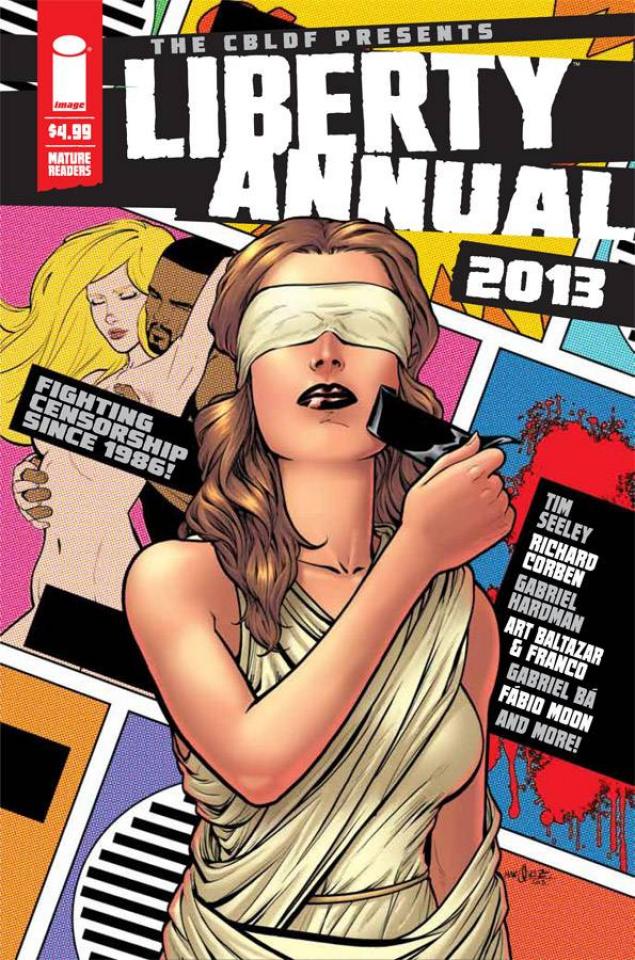 Liberty Annual 2013