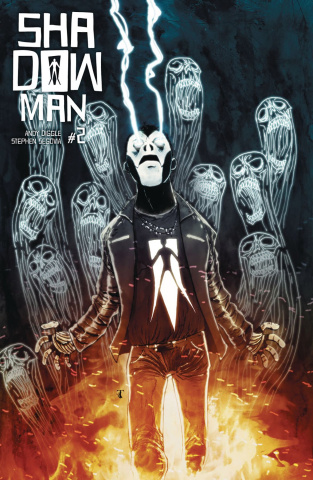 Shadowman #2 (50 Copy Icon Templesmith Cover)