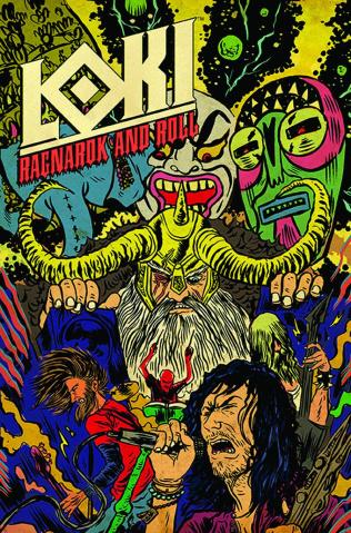 Loki: Ragnarok & Roll #2