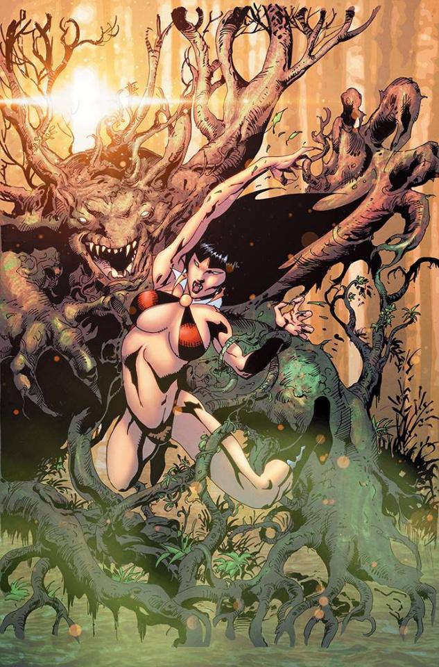 Vengeance of Vampirella #13 (15 Copy Castro Virgin Cover)