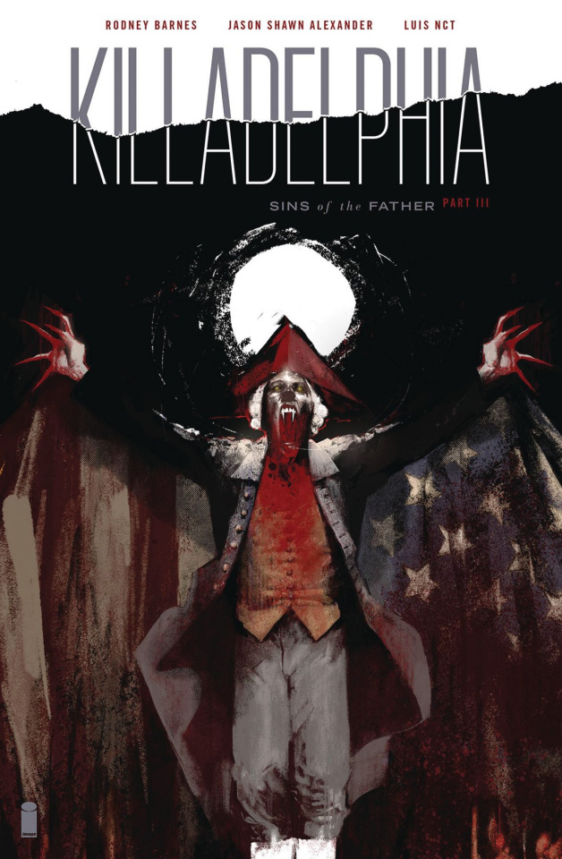 Killadelphia #3 (Alexander Cover)