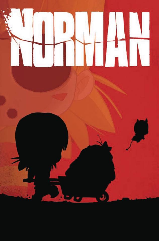 Norman #3 (Silas Cover)