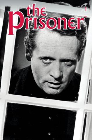 The Prisoner #1 (Photo Cover)