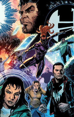 Catalyst Prime: Incidentals #1 (20 Copy Cassaday Cover)