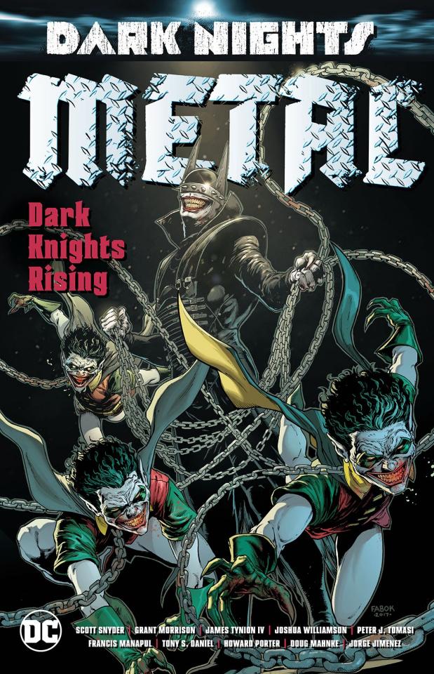 Dark Nights Metal: Dark Knights Rising