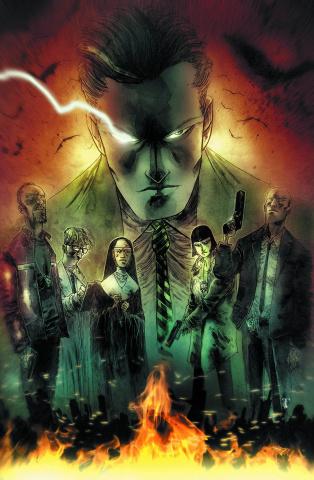 Gotham by Midnight Vol. 1: We Do Not Sleep