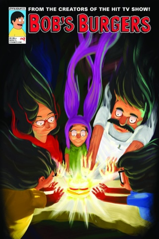 Bob's Burgers #9 (Healy Cover)