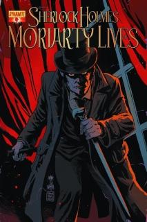 Sherlock Holmes: Moriarty Lives #4