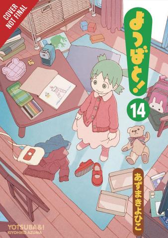 Yotsuba & ! Vol. 14