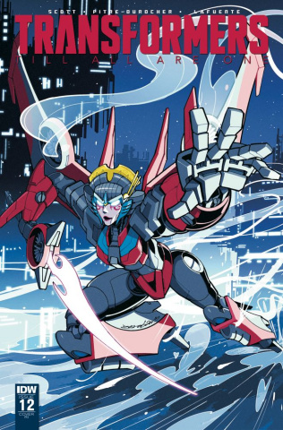 The Transformers: Till All Are One #12 (10 Copy Cover)