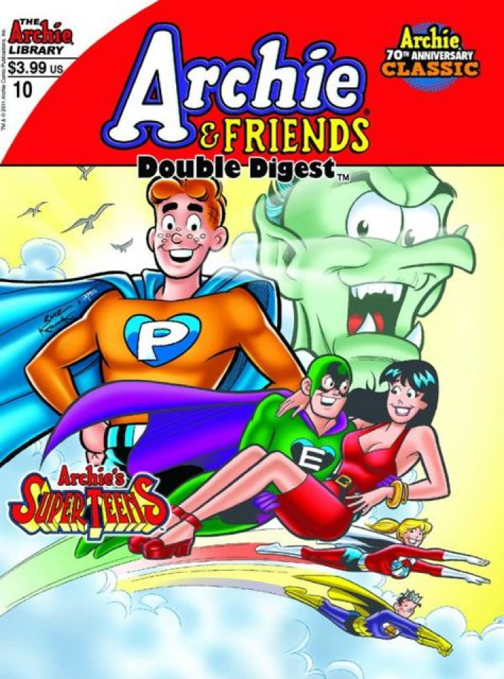 Archie & Friends Double Digest #10