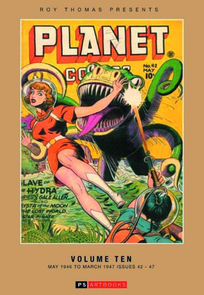 Planet Comics Vol. 10