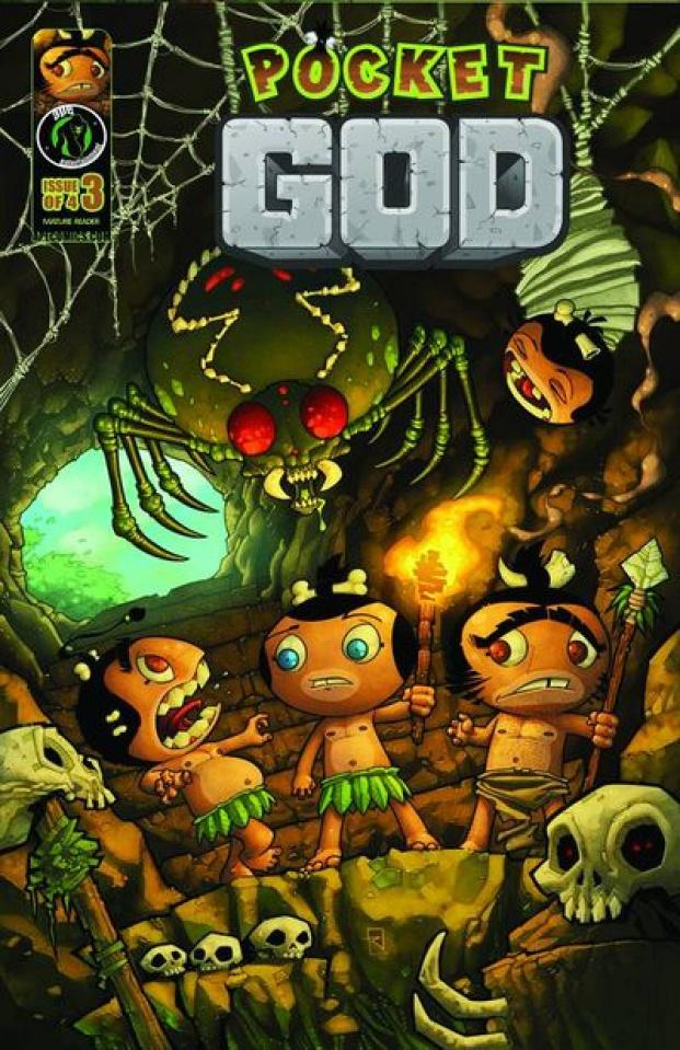 Pocket God #3