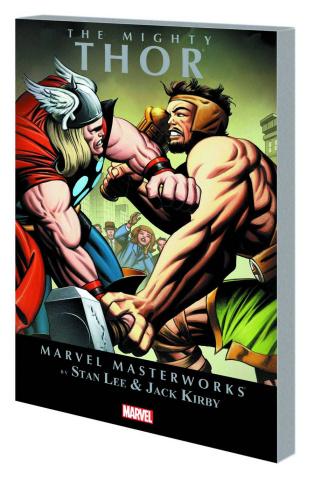 The Mighty Thor Vol. 4 (Marvel Masterworks)