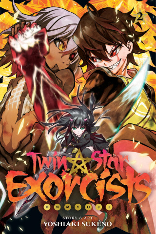 Twin Star Exorcists Vol. 2