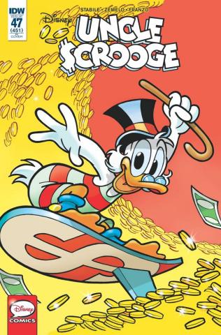 Uncle Scrooge #47 (10 Copy Freccero Cover)