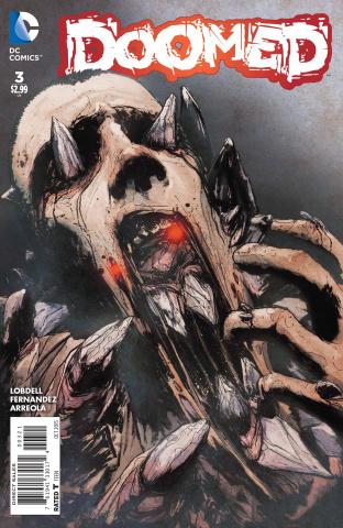 Doomed #3 (Variant Cover)