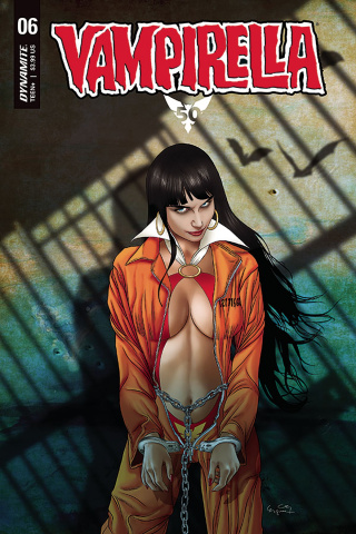 Vampirella #6 (Gunduz Cover)