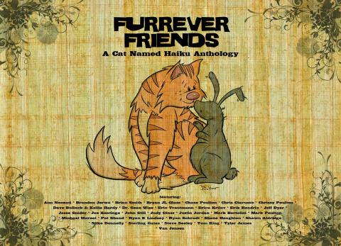 Furrever Friends: A Cat Named Haiku Anthology
